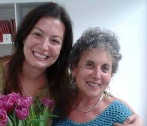 Mindfulnesslærere Esen og Elana