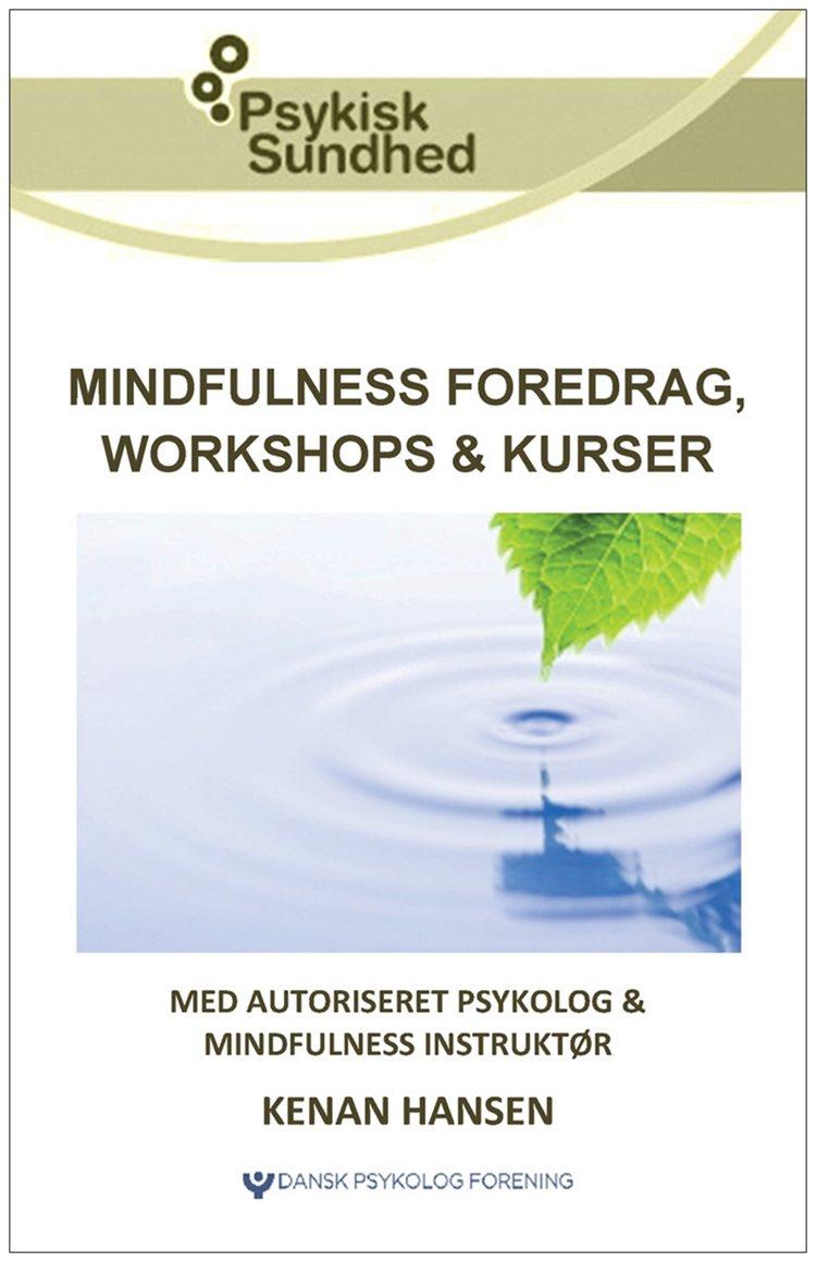 mindfulness foredrag forside