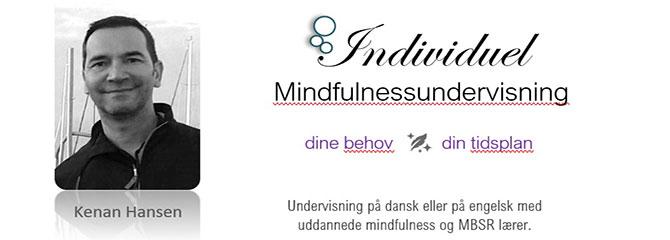 individuel mindfulnessundervisning